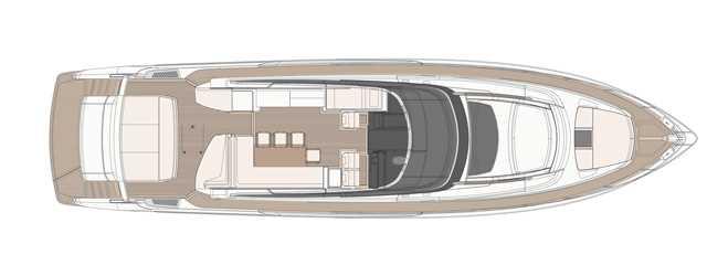 76' Bahamas layout
