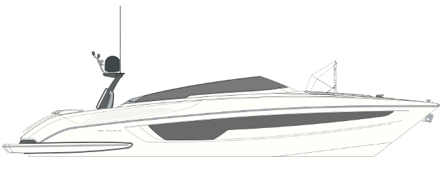 56' Rivale layout