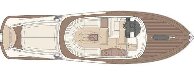 Aquariva Super layout